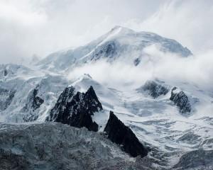 Le tramway du Mont-Blanc et l'escalade sur cascade de glace