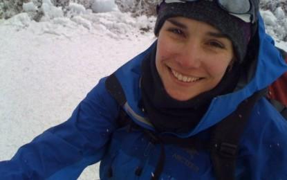 Interview de l'alpiniste <b>Sophie Denis</b> - sophie-denis-alpiniste-415x260