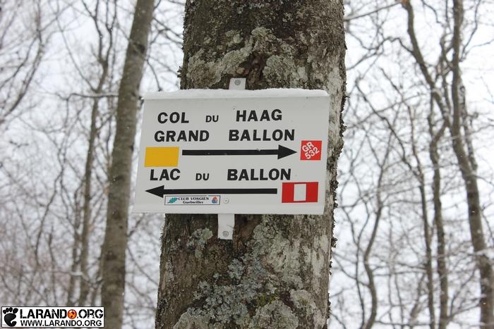 Photos sommet des Vosges – Grand Ballon