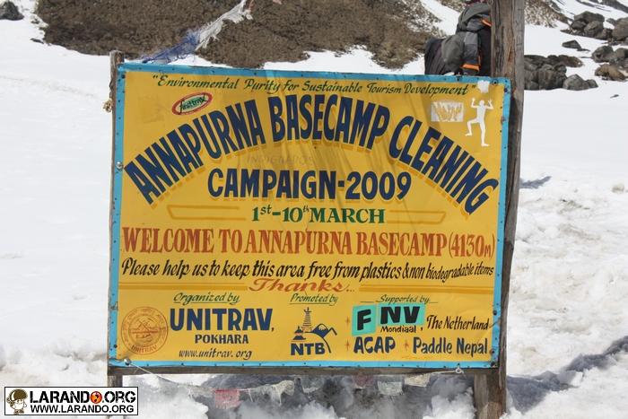 Massif des Annapurnas – photos