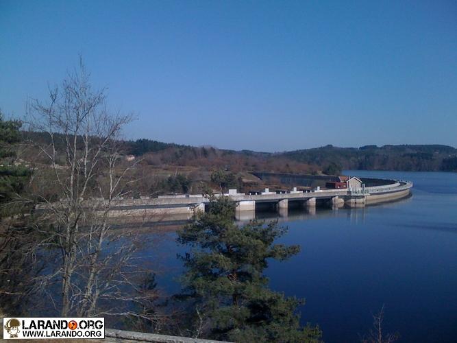 Trek à barrage de Lavalette – photos