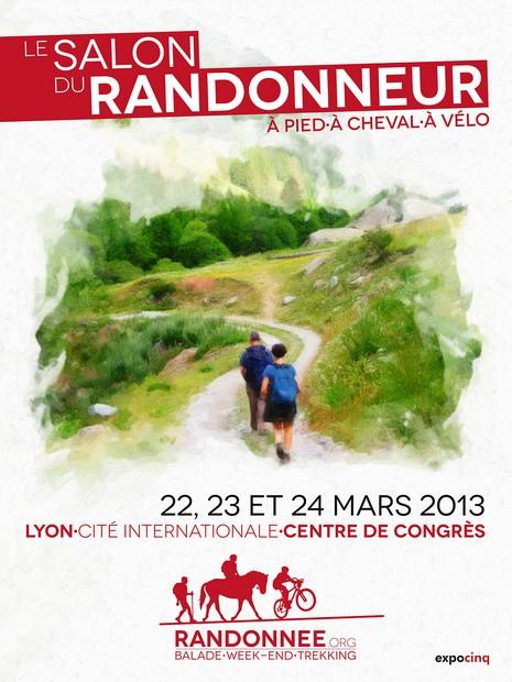 Salon du randonneur 2013 magazine rando trekking for Salon du randonneur lyon