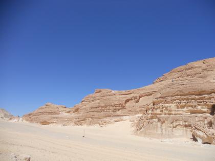 Vers le Mont Sinaï - 18 Mars 2013