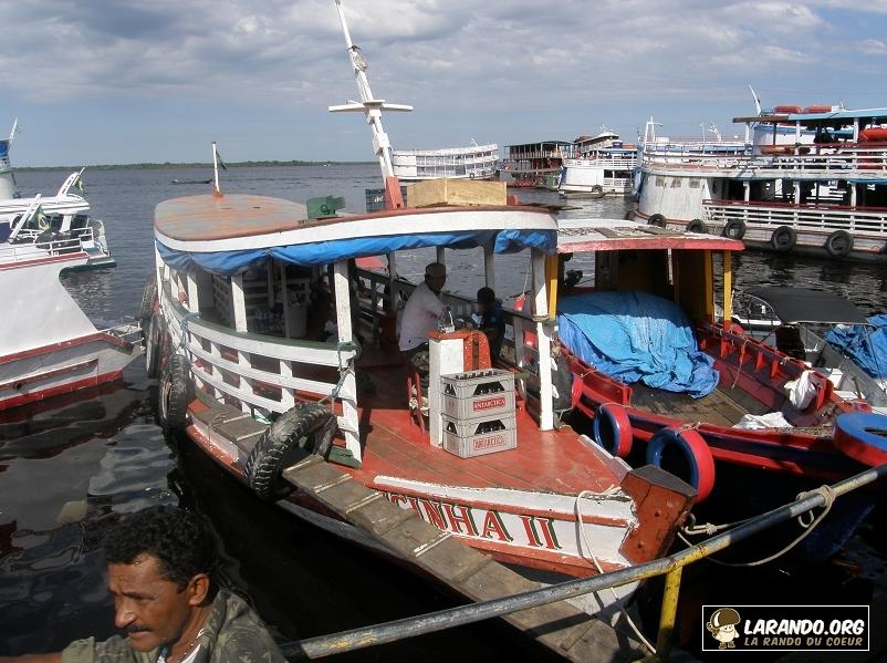 Trekking à Manaus, Brésil – photos