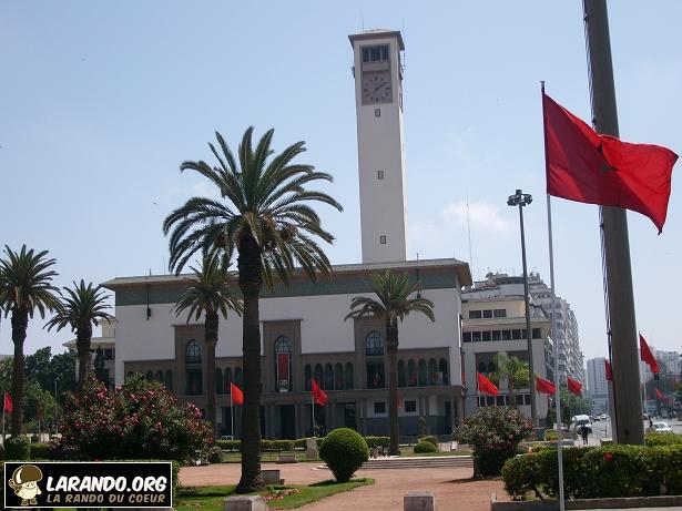 Trekking à Casablanca, Maroc