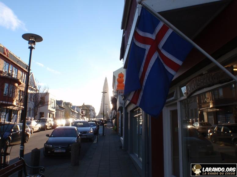 Trekking à Reykjavik, Islande – photos