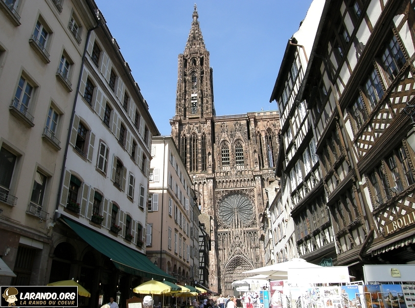 Rando citadine à Strasbourg – photos