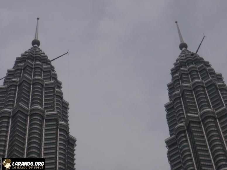 Trekking à Kuala Lumpur, Malaisie