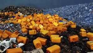 Maldives poubelle