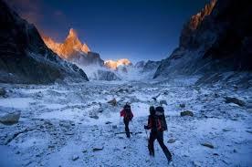 Patagonie cerro torre alpinisme