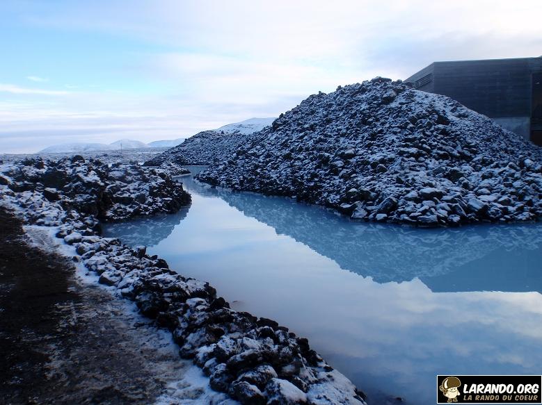 Blue Lagoon en Islande – photos
