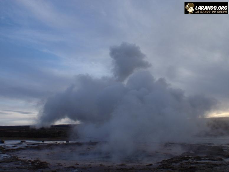 Photos Geysir, Islande