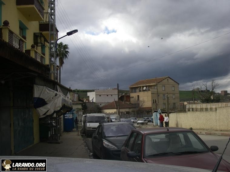 Trek à Boghni, Algérie – photos