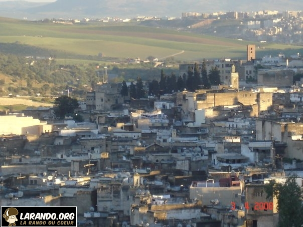 Trek à Fès, Maroc – photos