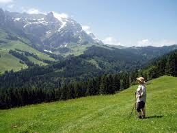 Appenzell suisse randonnee