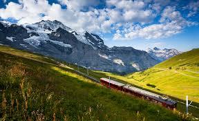 Le Jungfraujoch