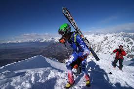 Ski alpinisme 2014