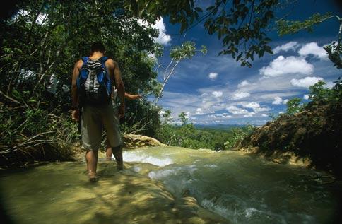 randonnee amazonie