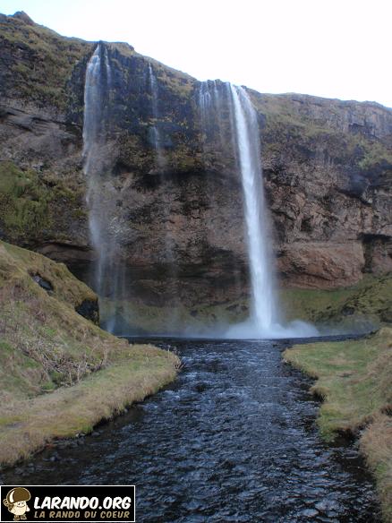 Þórsmörk « forêt de Thor » en Islande