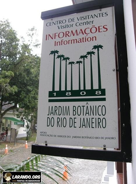 Photos du jardin botanique de Rio de Janeiro