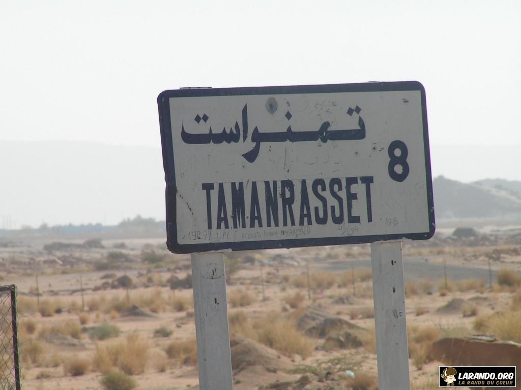 Trekking Tamanrasset, Algérie – photos