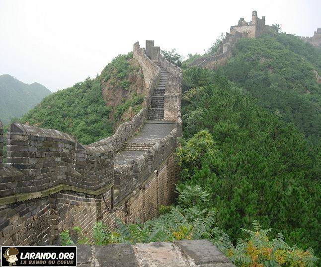 Photos de la Muraille de Chine