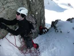 chute alpiniste