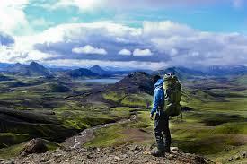 islande trekking