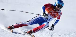 ski alpin jeux olympiques