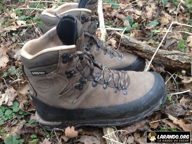 mignonne profiter de prix discount utilisation durable ▷ Test chaussures Meindl Himalaya MFS - La Rando: Magazine ...