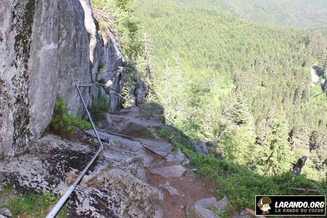 Rochers des Hirschsteine – Vosges