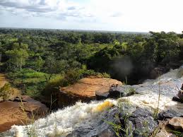 Randonnée des Cascades, au Burkina Faso