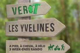 Randonnée à vélo Vert les Yvelines