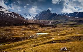 randonnee Kirghizistan