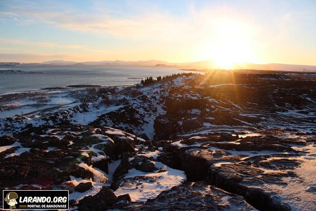 Balade à Thingvellir – Islande