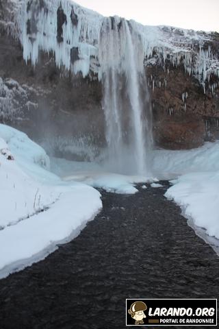 Cascades d'Islande – photos