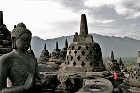 Jogjakarta indonesie randonnee