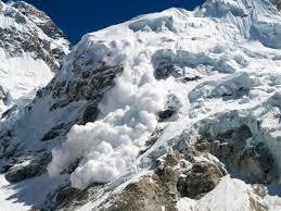 avalanche nepal