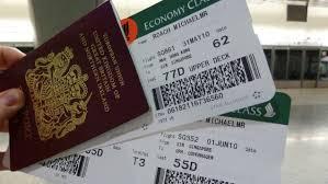 voyage numéro de vol