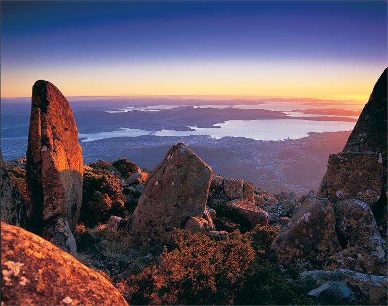 Tasmanie randonnée