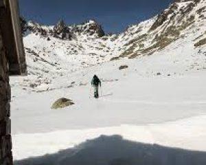 Alpinisme au Massif du Monte Cintu (Corse)