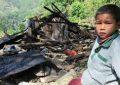 Survie pour la population au Népal