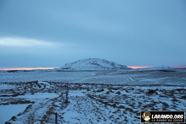 Rando à Skálholt – Islande