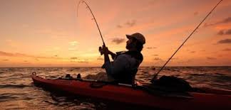 Pêche en randonnée Kayak