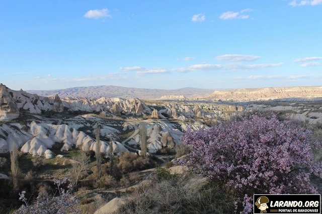 Trek en Anatolie centrale – Cappadoce – Turquie