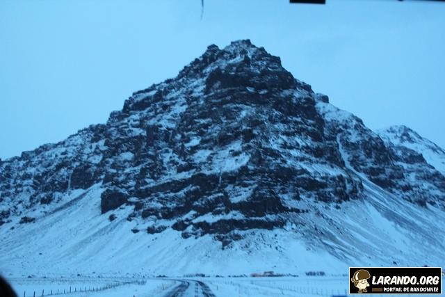 Glacier Eyjafjallajökull – Islande