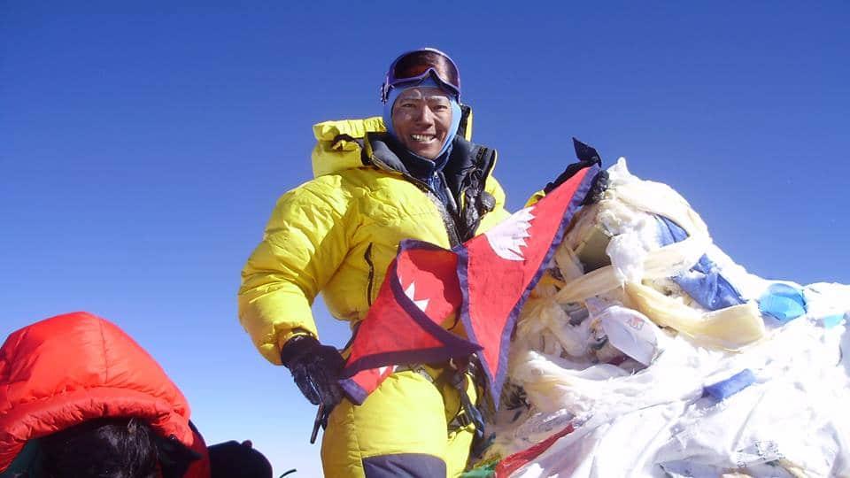 Mingma Tsiri Sherpa