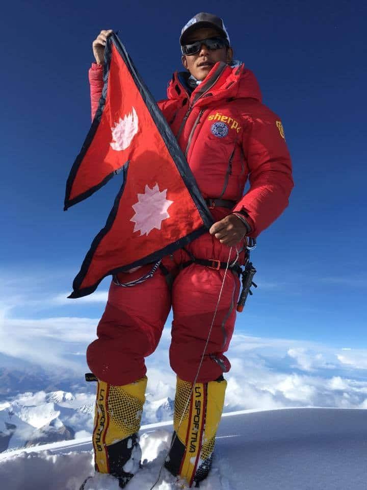 Pasang Tenzing Sherpa