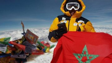 Interview Bouchra Baibanou : première marocaine sur l'Everest