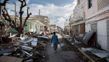 Reportage: Saint-Martin, île de la survie